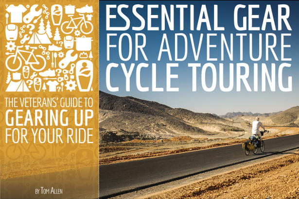 Essential Gear for Cycle Touring by Tom Allen