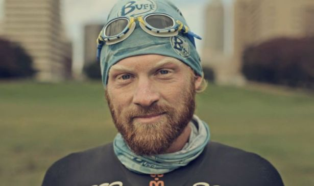 Dave Cornthwaite - Expedition Beard