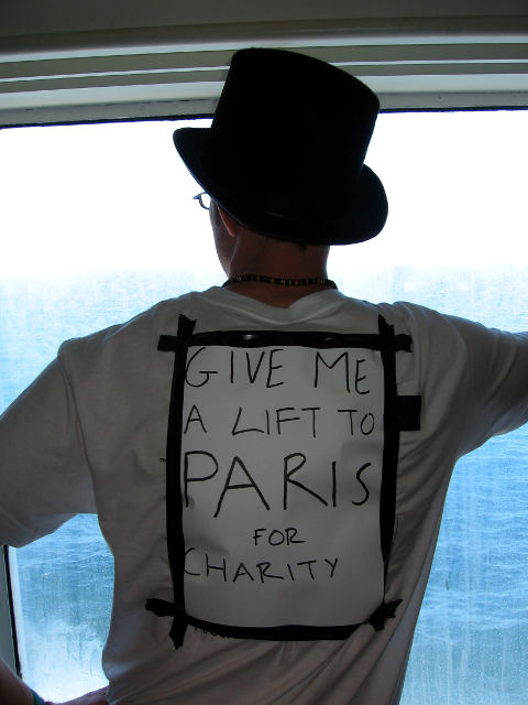 Expeditions for Charity or Charity for Expeditions?
