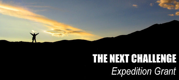 The Next Challenge Expedition Grant