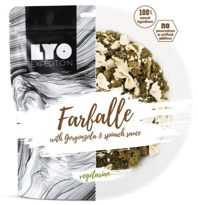 Lyo Food - LyoFood Expedition Rations