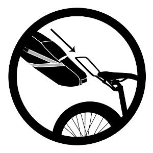 Arkel bikepacking frame systems