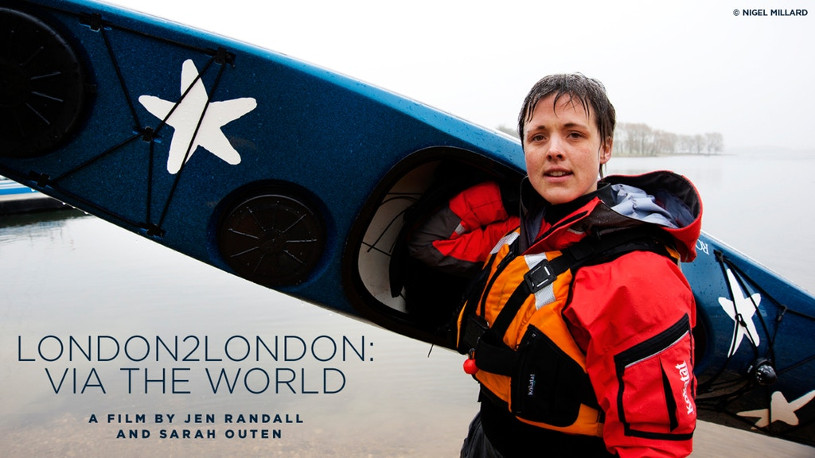 Sarah Outen: London2London via the world