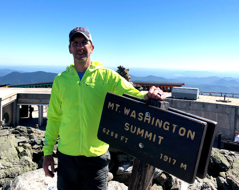 Boston to Mount Washington - Tom Hennell