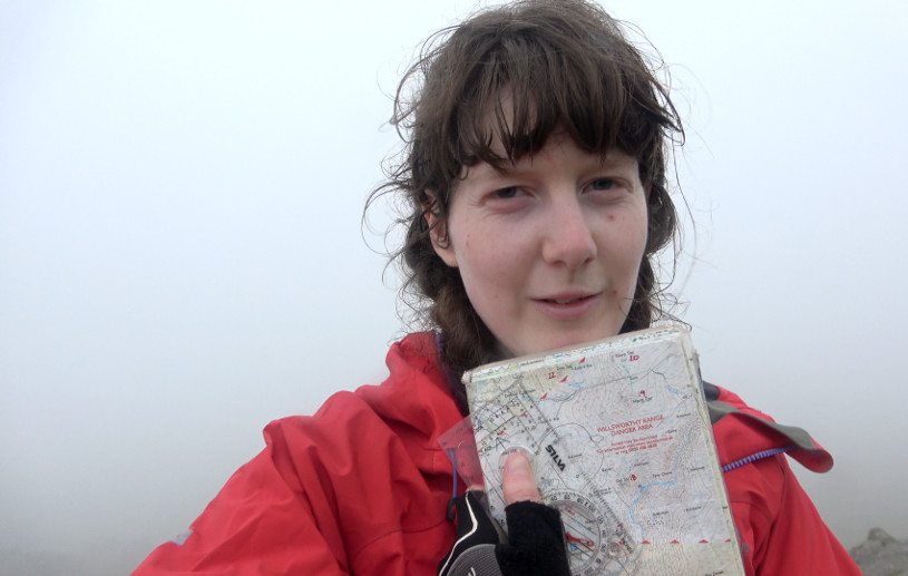 Emily Woodhouse - All the Tors Challenge