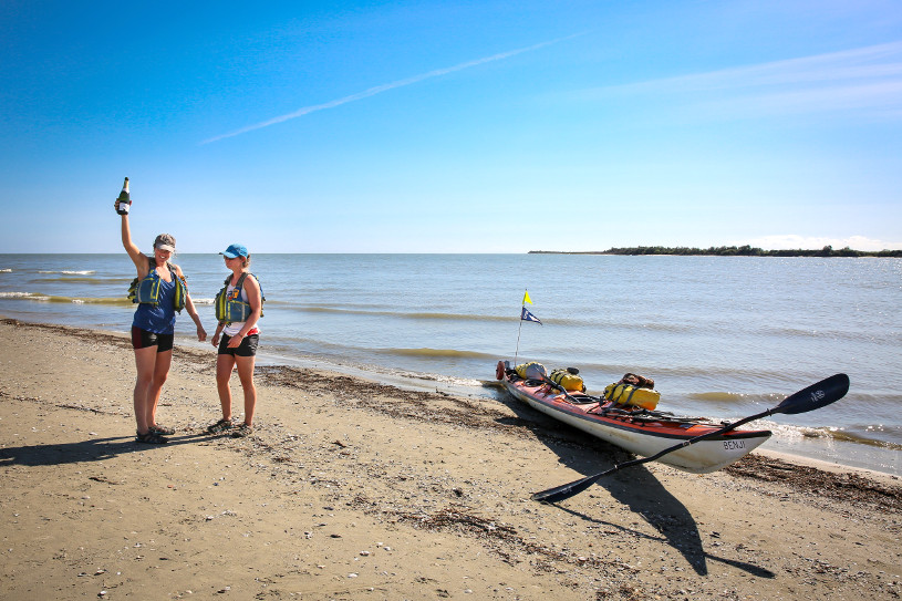 Anna Blackwell & Kate Culverwell - Kayaking the Continent to the Black Sea