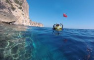 Swimming the Sardinian Coast