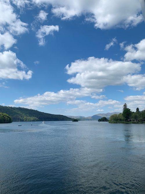 Jo Laird - Paddle-boarding -Lake Awe, Winderness and Bala