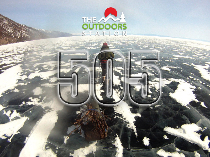 The Outdoors Station Podcast - 505 - Tim Moss