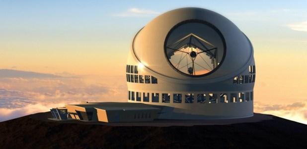 hawaiian-telescope-construction