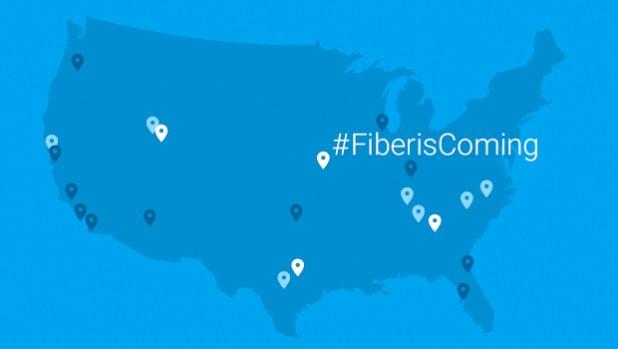 fiber is coming