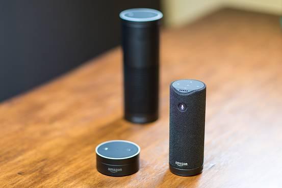 """alt=""""Amazon Alexa-related devices"""""""
