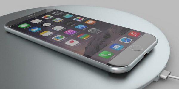 iPhone 8 silver prototype