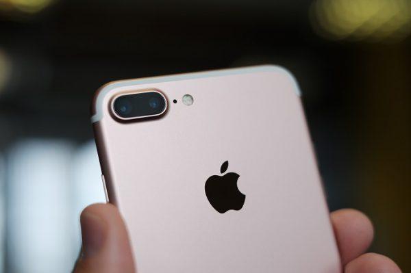 iPhone 7 Plus model