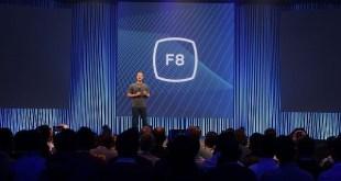 Facebook's F8 Developer Conference in 2018