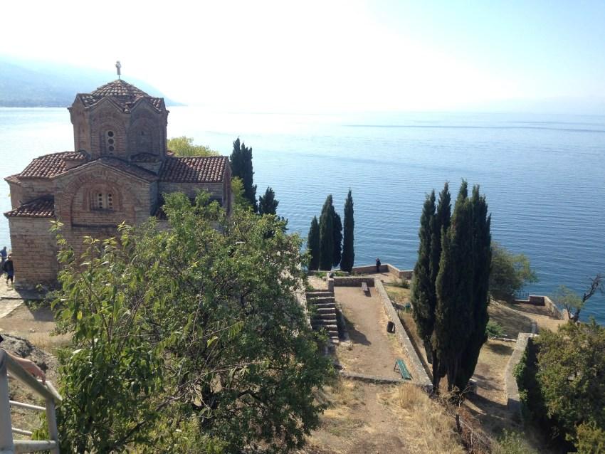 Ohrid-North Macedonia