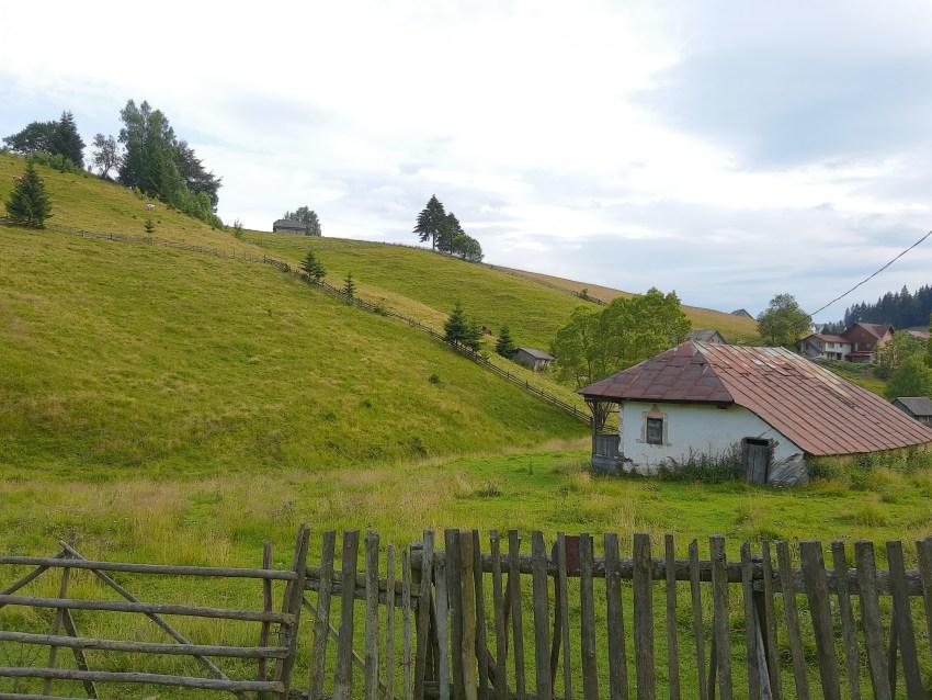 House in Fundatica-Romania
