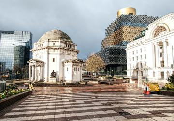 visit Birmingham