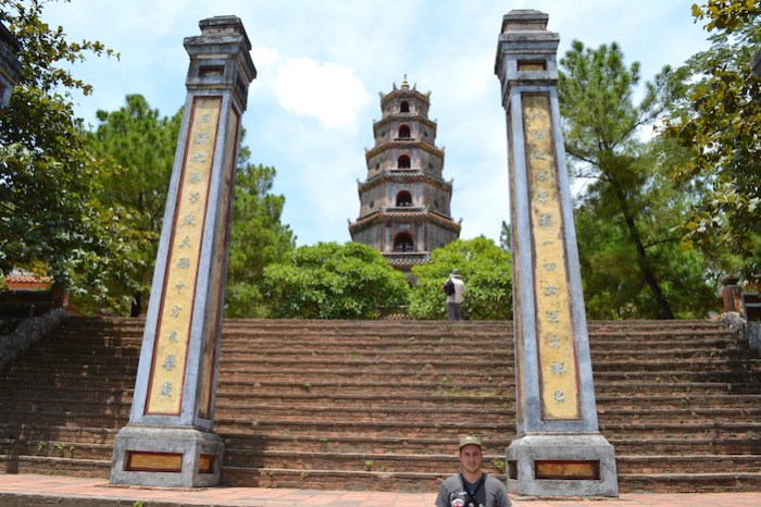Pagoda de Thien Mu (qué hacer en Hue)