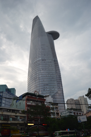 Bitexco Financial Tower en Ho Chi Minh