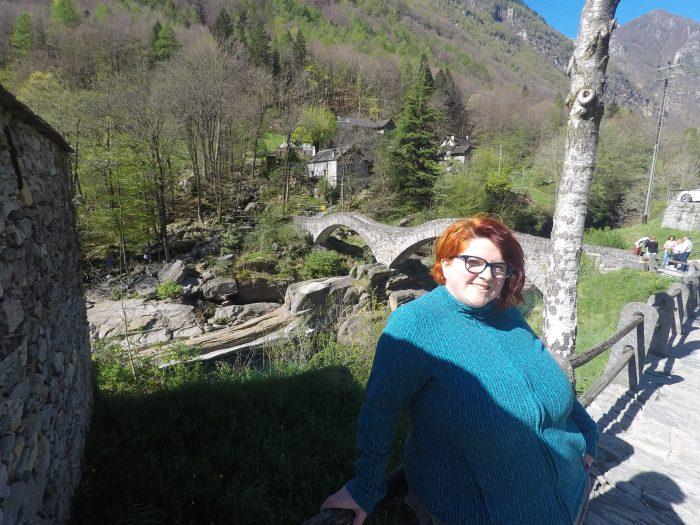 Ponte dei Salti en Lavertezzo