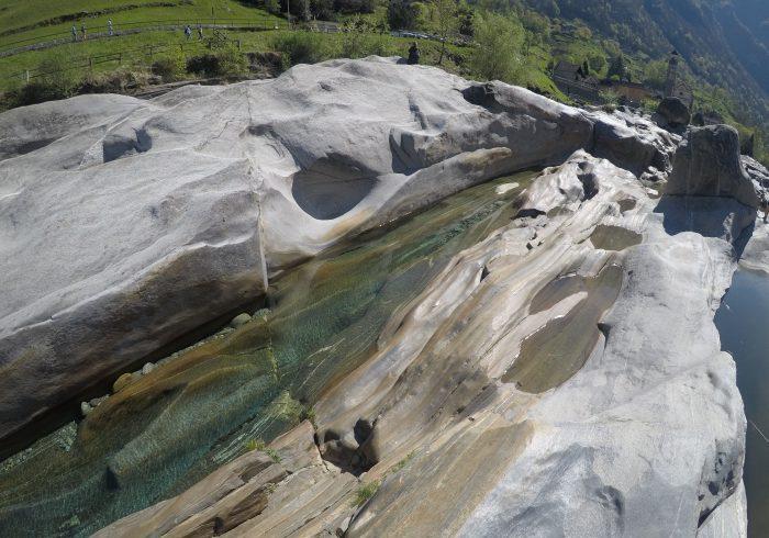 Valle de Verzasca en Lavertezzo