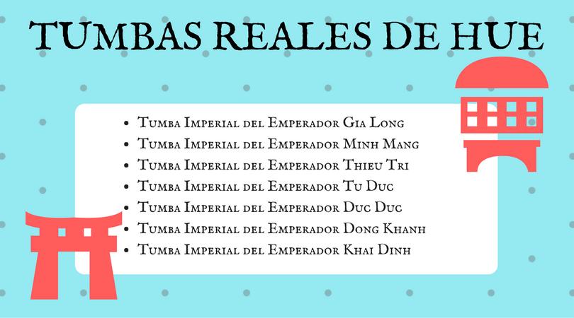 TUMBAS REALES DE HUE