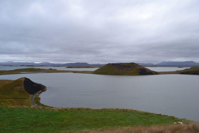 Qué hacer y ver en el Lago Myvatn
