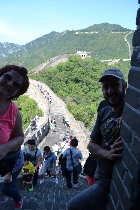 Excursión a la Gran Muralla China