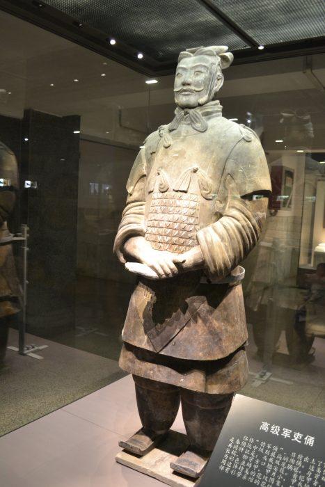 Visita a los Guerreros de Terracota en Xian