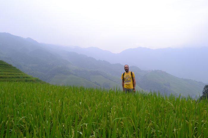 Visita a las terrazas de arroz de Longsheng