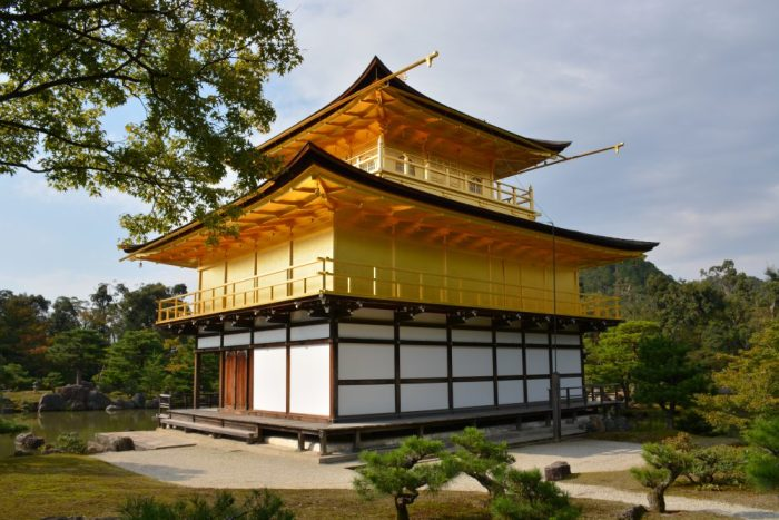 Templos imprescindibles de Kioto