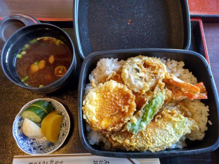 Diferentes tipos de comida japonesa