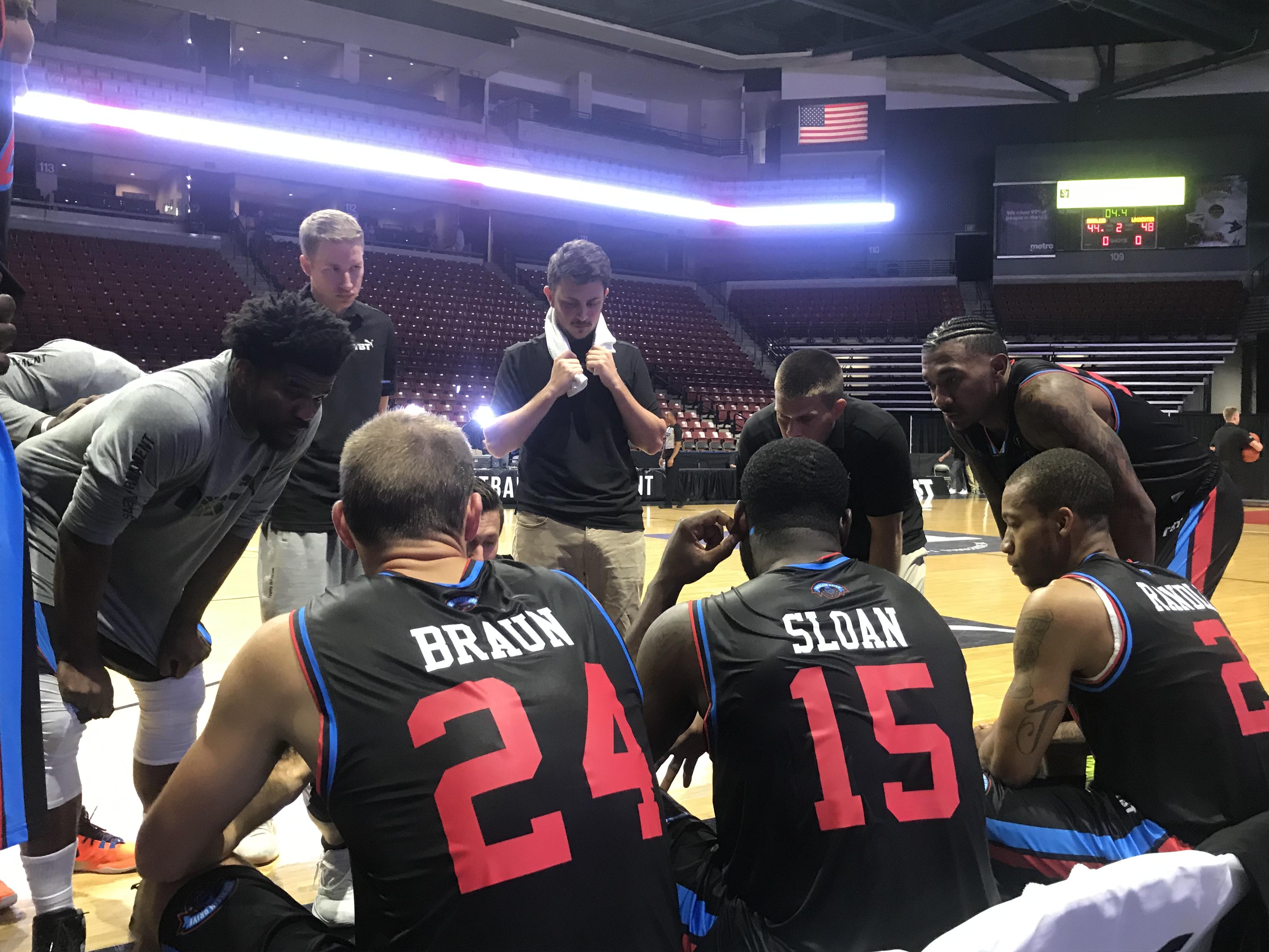 Coverage: The Basketball Tournament's (TBT) Salt Lake Regional with Eberlein Drive