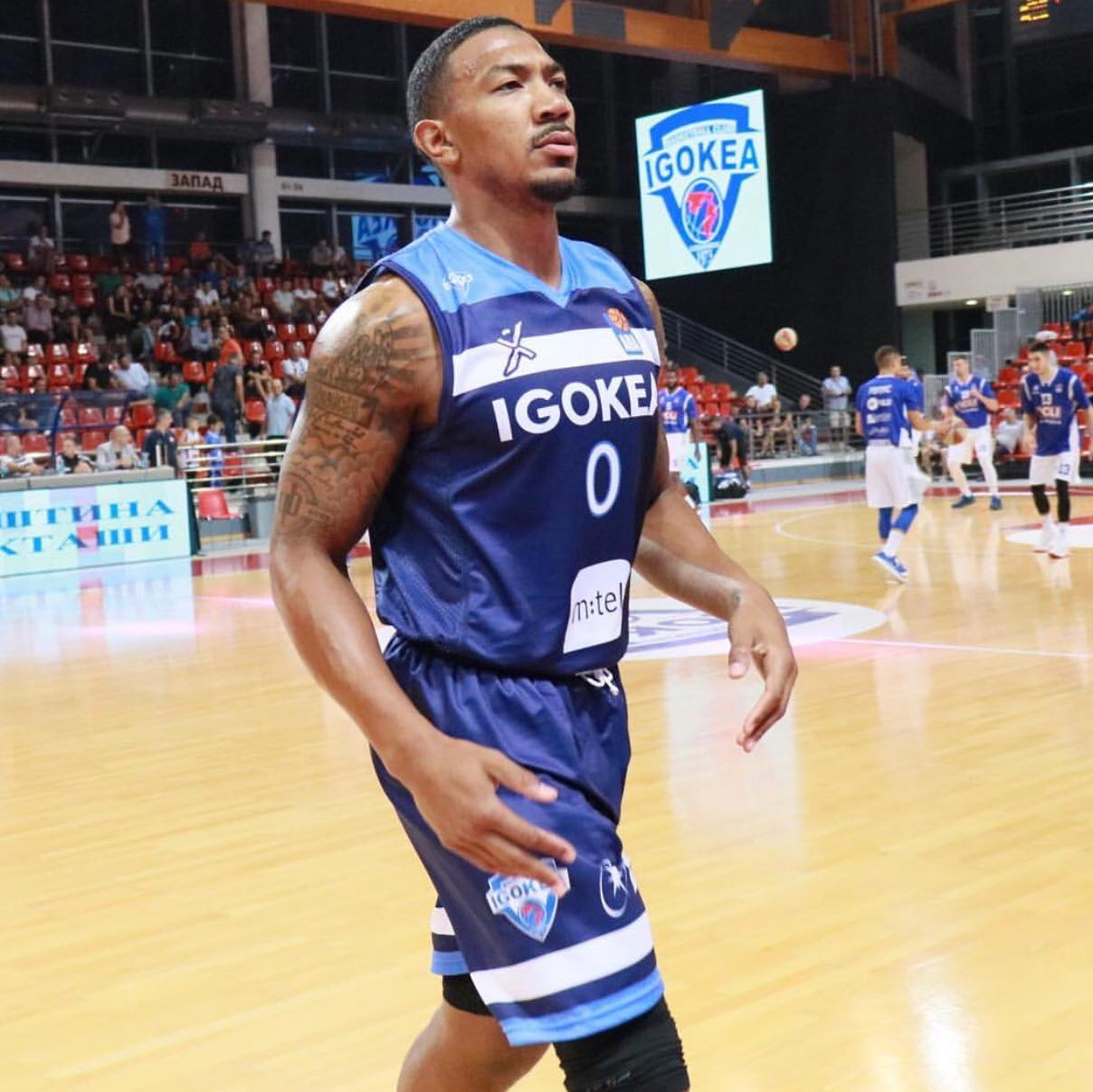 You are currently viewing Orlando Johnson is ready to show people he's back and healthy as he prepares to play in Russia this season