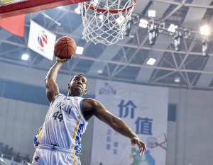 Former Orlando Magic 1st round pick Andrew Nicholson's game has become well respected in China