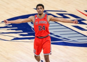 Read more about the article St. John's Nick Rutherford took full advantage of his graduate transfer opportunity