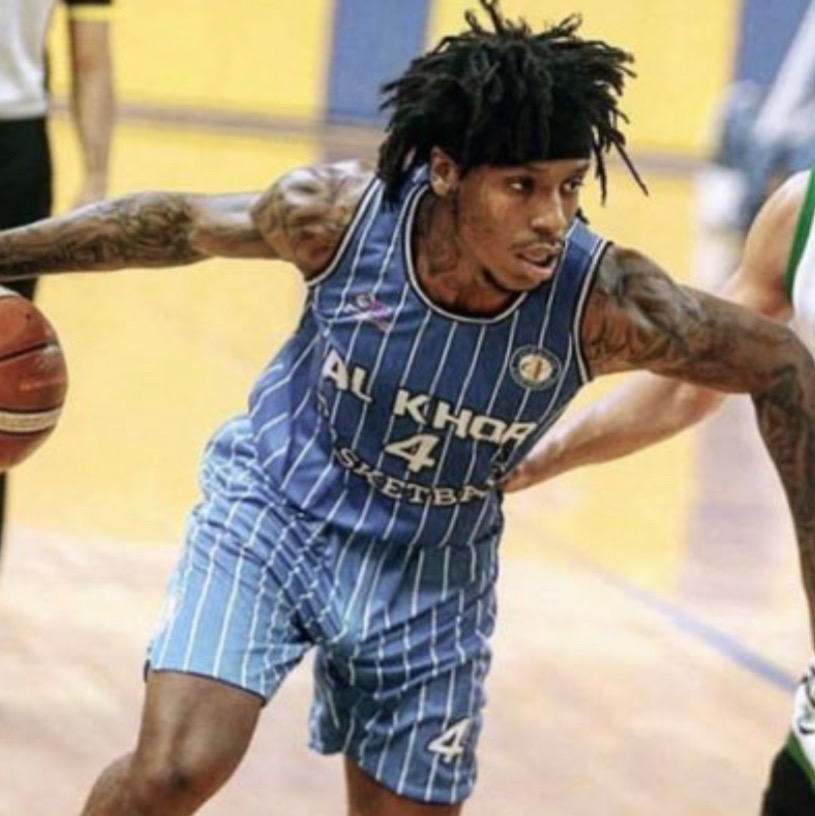 Ameer Jackson is headed back to Qatar to play for Al Khor