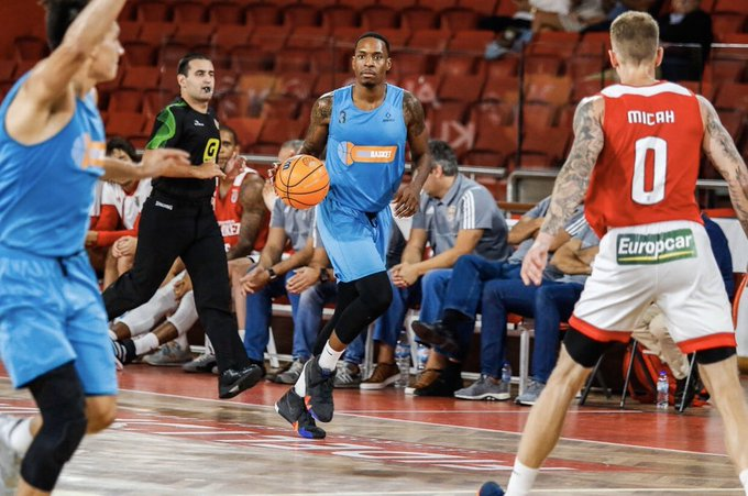 Marcus Patterson took a gamble on himself and turned it into a professional contract in Portugal