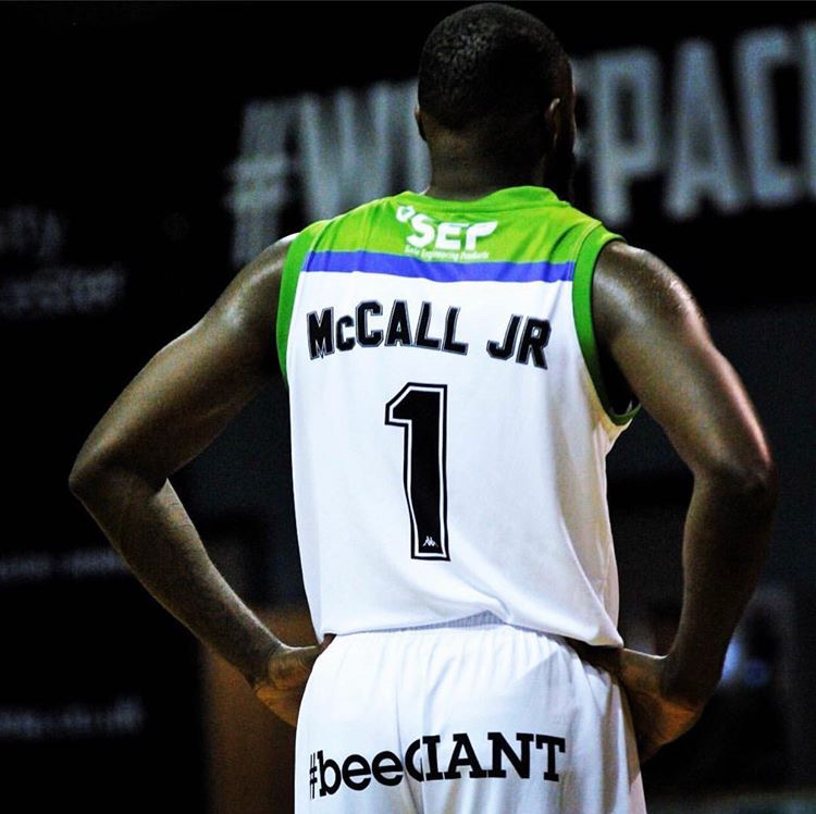 You are currently viewing Catching up with former St. Louis point guard Mike McCall Jr.