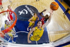 Tyler Cavanaugh has always proved he's belonged and plans to prove that this season in Spain