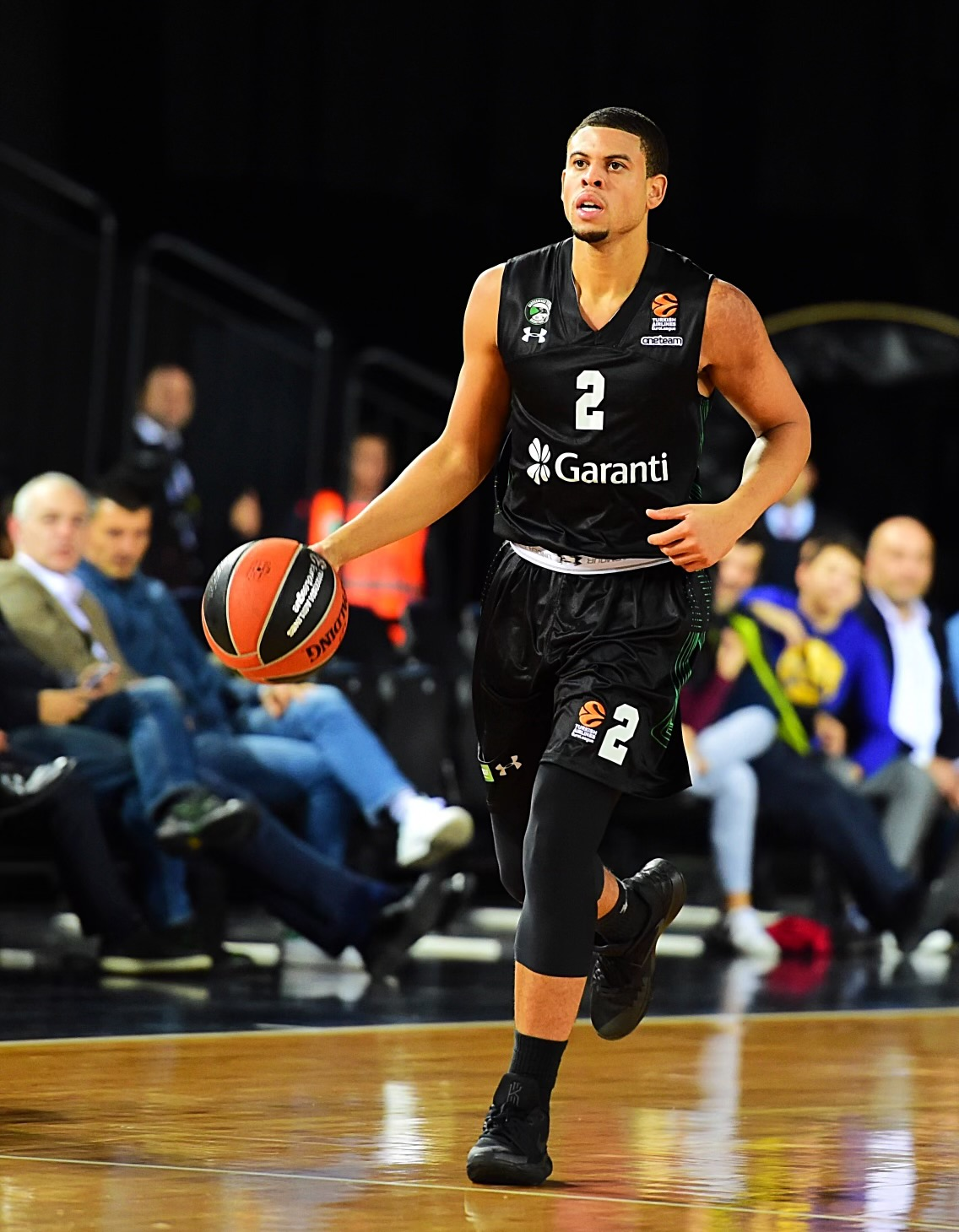 Read more about the article Ray McCallum Jr.'s path has taken him from the NBA to overseas, but it all started at home