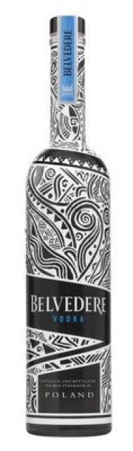 Belvedere Vodka 2018 Bottle
