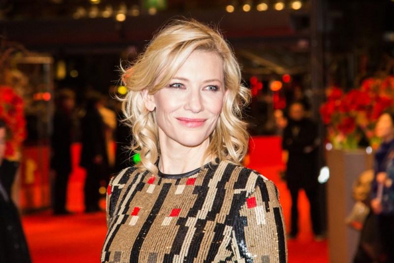 FlickerFest - Cate Blanchett