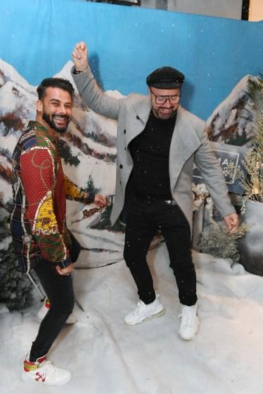 Prenal Patel & PJ Clarke Panama House - Snow House Event - Tuesday 9th July, 2019 Photographer: Belinda Rolland © 2019