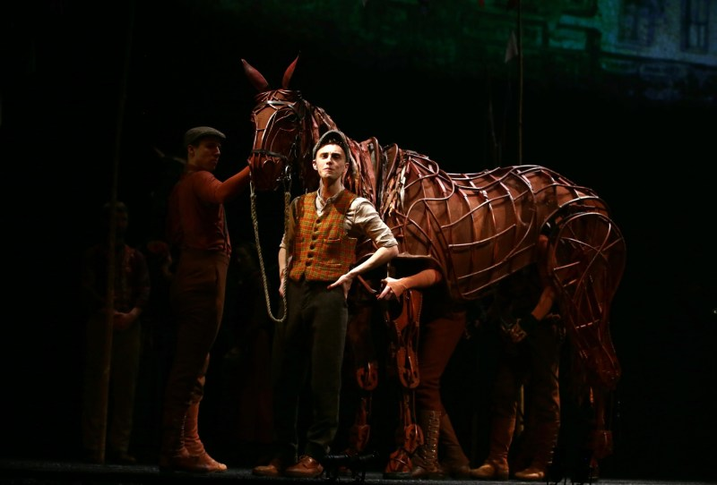 War Horse Press Call