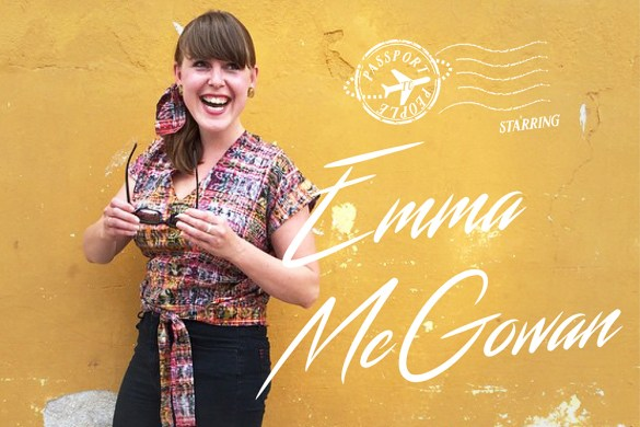 Meet professional blogger, Emma McGowan