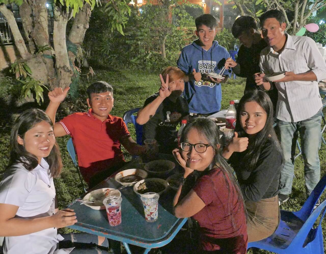 Visitors, Fellowship, and Activities