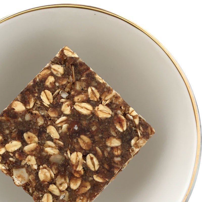 TheNibbleBox Masala Chai Latte Granola Bar