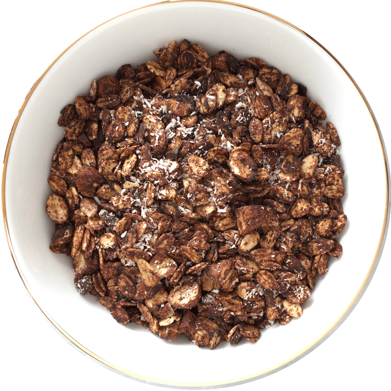 TheNibbleBox Cacao Cove Granola